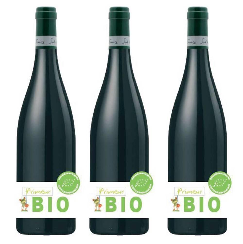 des vins bien identifiables par leur label bio