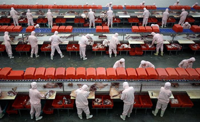 ateliers viande Pékin