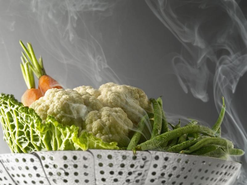 La cuisson toute vapeur observatoire des aliments - La cuisine a toute vapeur ...