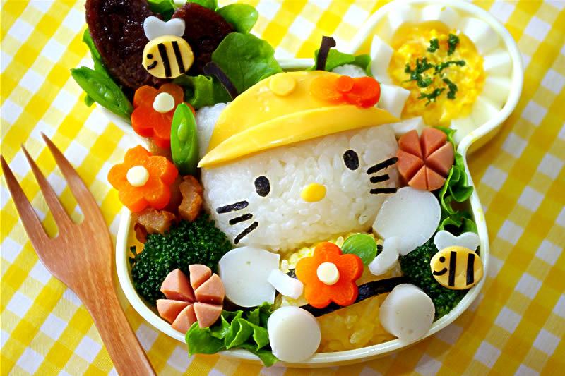 bentô, une tradition japonaise