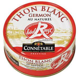 thon blanc Label rouge