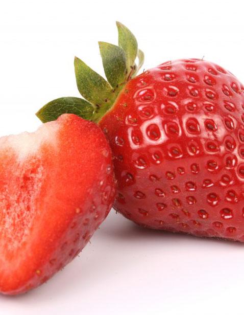 fraise et vitamine C