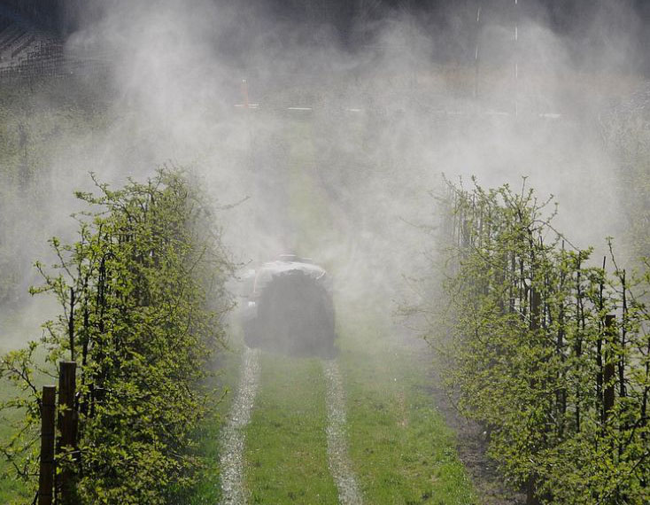 traitement pesticides