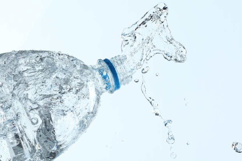 eau de source et eau minérale