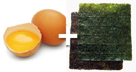 algues en cuisine