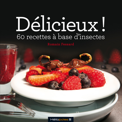 recettes insectes