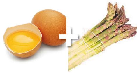 asperges beignets