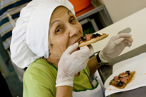 seniors repas