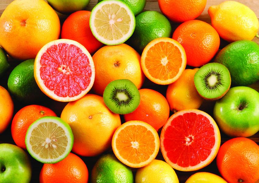 agrumes vitamine C