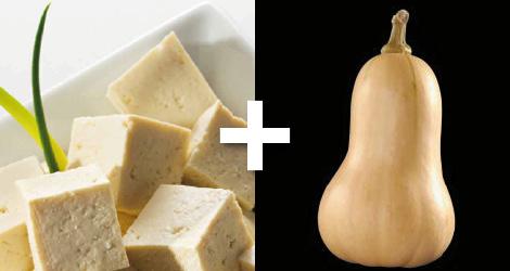 cari tofu thaïlandaise