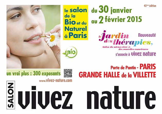 salon Vivez Nature