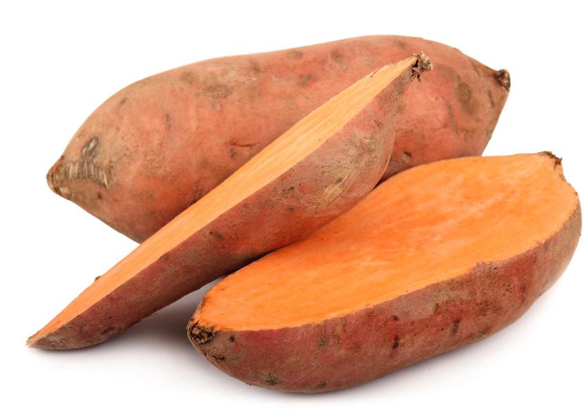 patate douce tubercule