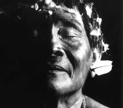 Yanomami photo Claudia Andujar