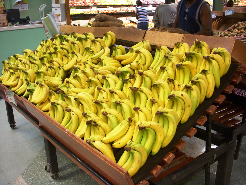banane pesticides