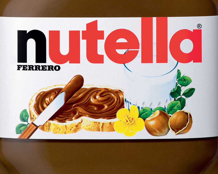 Nutella environnement