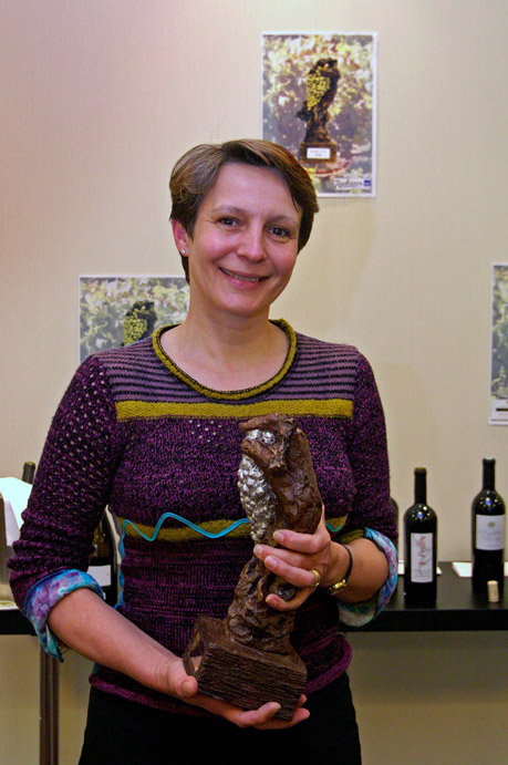 vin oenologue Myriam Huet