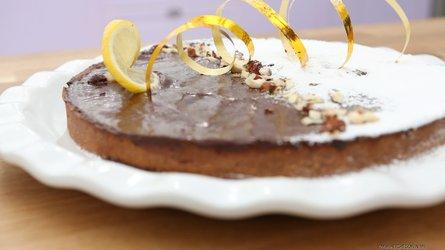 tarte chocolat sablée
