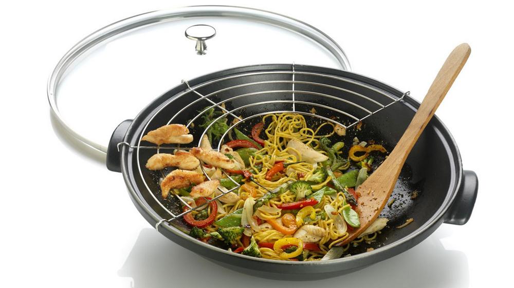 Wok Le Vif De La Cuisine Observatoire Des Aliments