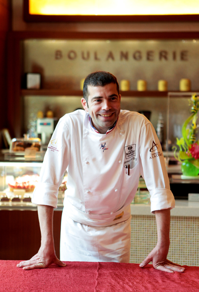 chocolatier MOF Bruno Le Derf