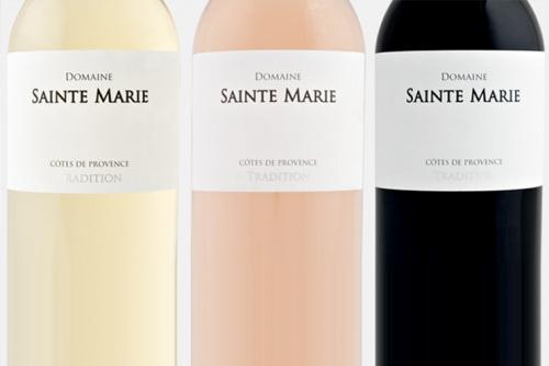 rosé Côte de Provence