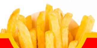 frites calories