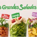Mc Do salades