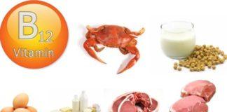 vitamine B12 végétariens
