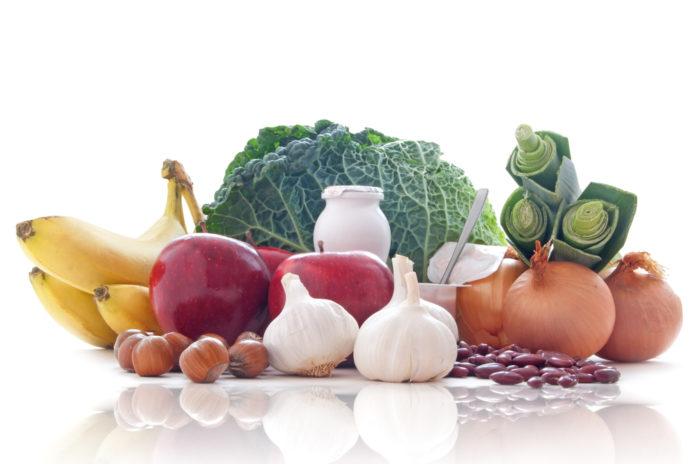 fibres vegetaux prebiotiques