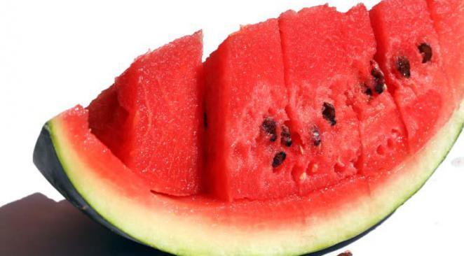 fruits eau