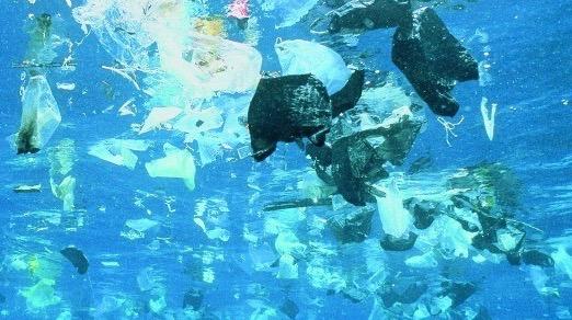 plastique Méditerranée
