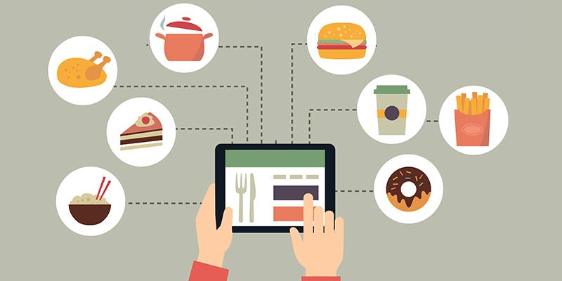 La food tech r invente les repas observatoire des aliments for Cuisine tech