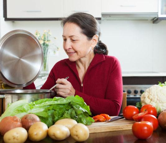 soupe legumes grand-mere