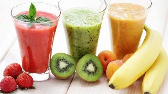 sucres et fruits