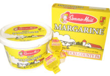 margarine marketing