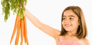 légumes fruits enfants