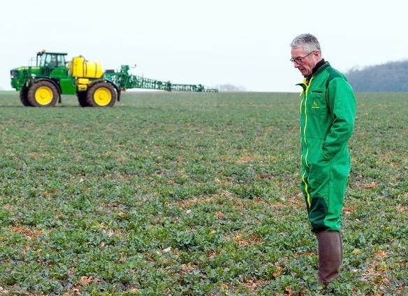 glyphosate agriculteur