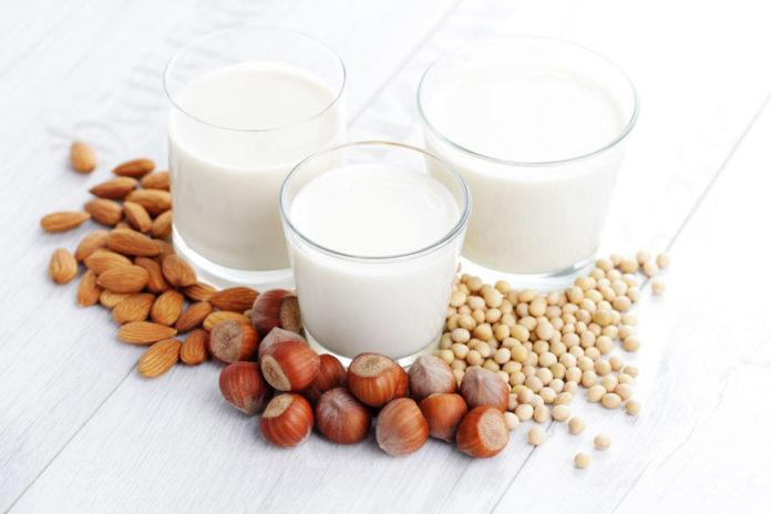 vegan lait