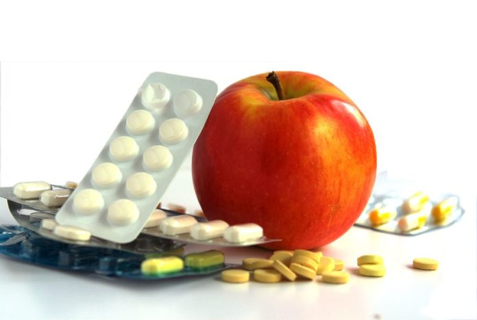 vitamines complements alimentaires