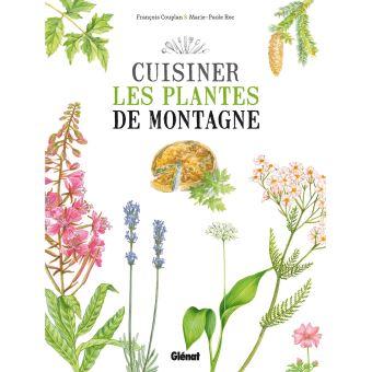 plantes montagne comestibles