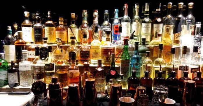 alcool prix unitaire