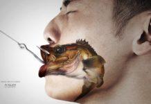 poissons souffrance