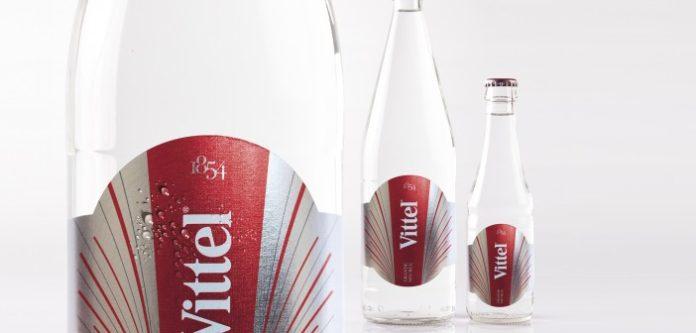 Vittel eau minérale