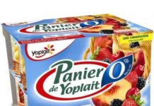 yaourt et additifs