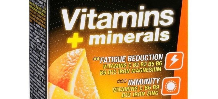 vitamines complements