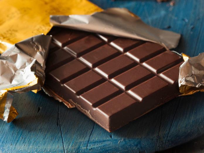 chocolat calories