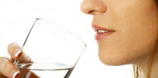 soif eau