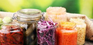 aliments et probiotiques