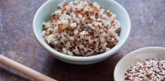 quinoa préparation