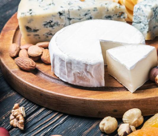 calcium laitages fruits secs