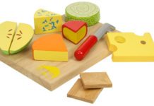 fromages risques enfants